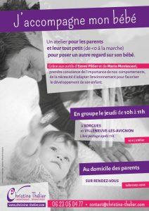 Ateliers bébé 2016-2017